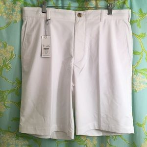 Southern tide club short classic white
